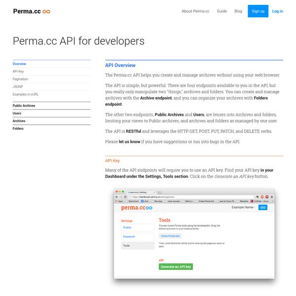 APIs of Opinion