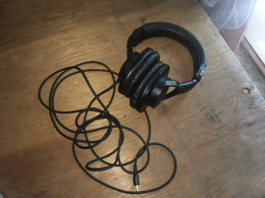 this is not a pair of headphones…it is a tool for vibrational therapy