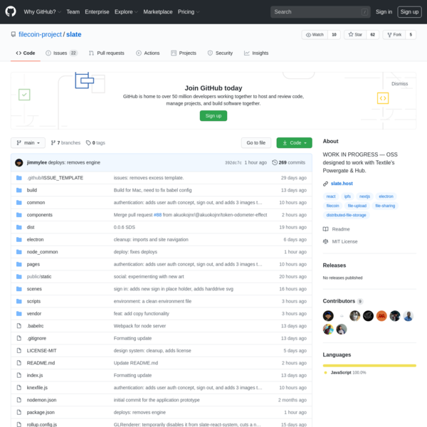 filecoin-project/slate