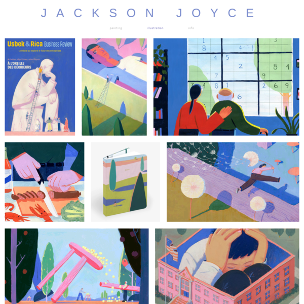 Jackson Joyce