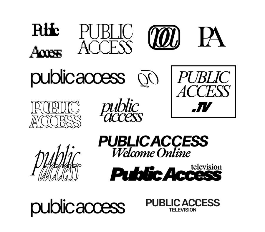 Public Access Title Cards