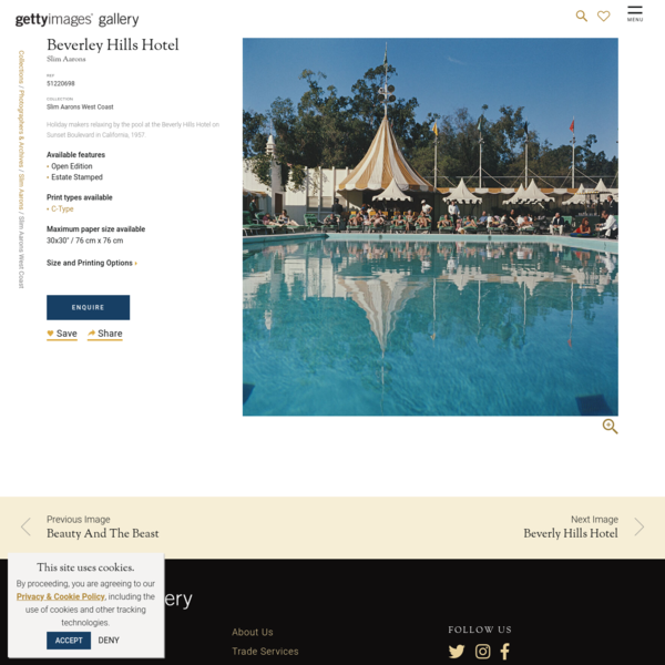Beverley Hills Hotel   Getty Images Gallery