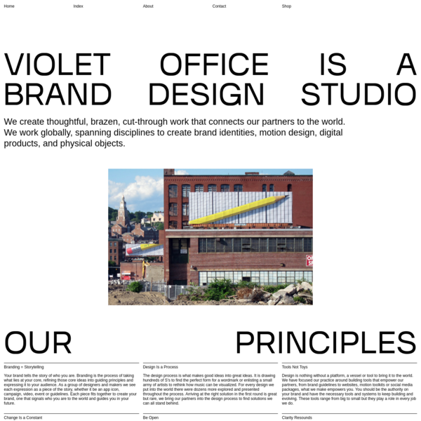 About | Violet Office