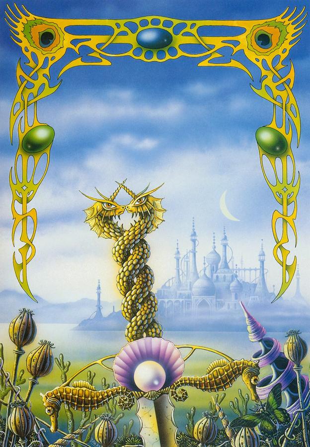 The Sword & The Sea by Danny Flynn