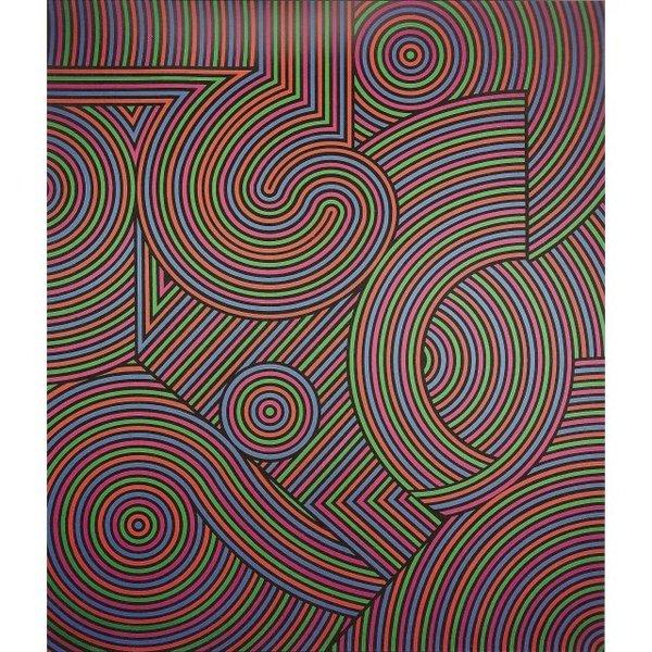 Victor Vasarely | Tekers-MC, 1981