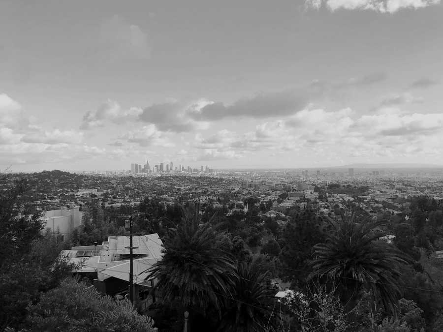 View from Ennis House
