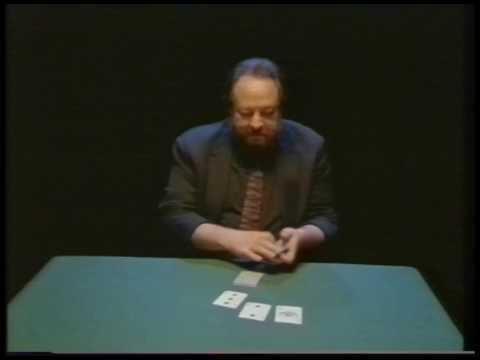 Ricky Jay Card Manipulation