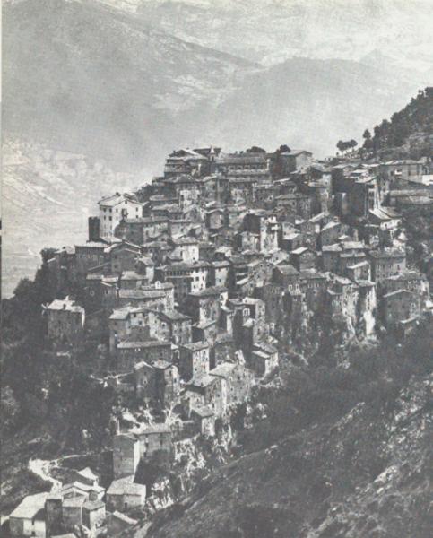 Italian hill towns