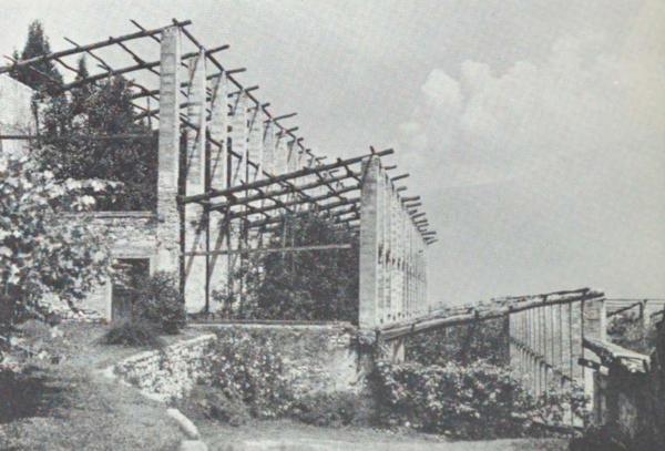 Skeletal Architecture at Lake Garda