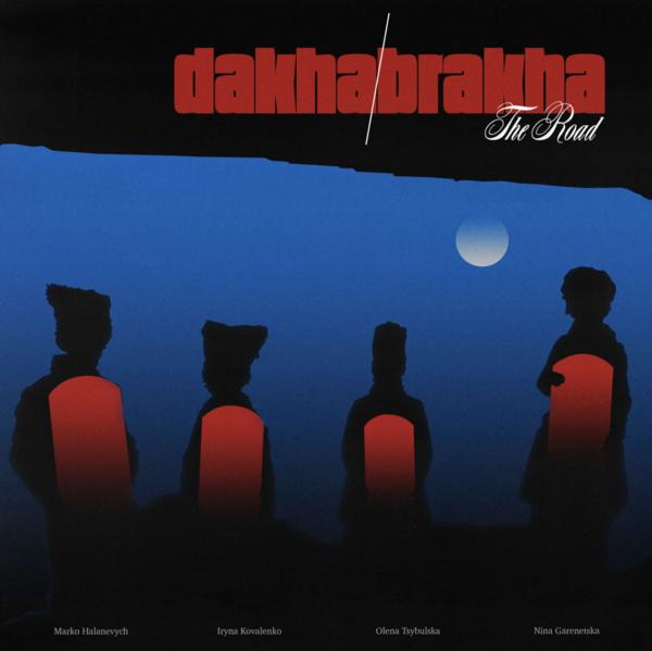 Concept cover for Dakha-Brakha's album The Road