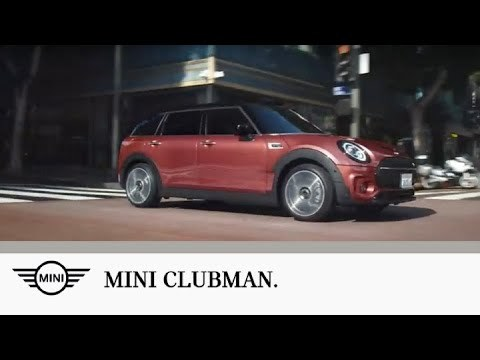 THE NEW MINI CLUBMAN | SEAMLESS ENTERTAINMENT INTEGRATION