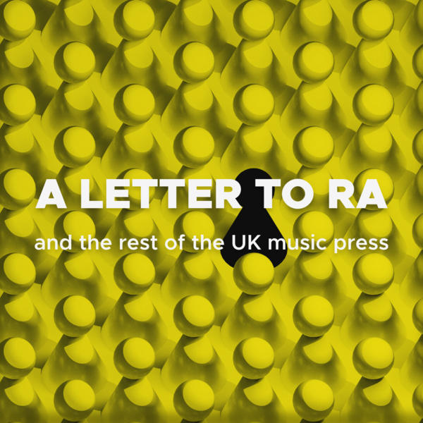 A Letter to RA