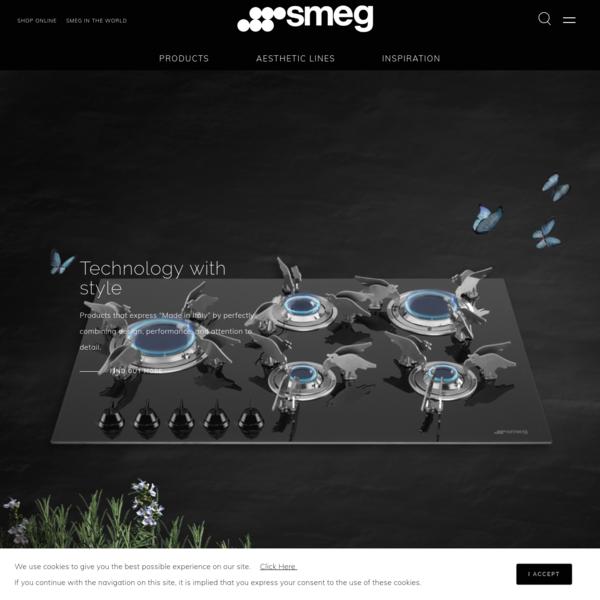 Smeg - Technology with style | Smeg.com