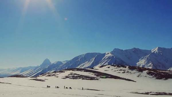 """Full Length """"Lost on the Roof of the World"""", Wakhan Corridor, Afghanistan."""