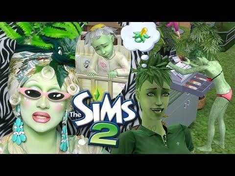 The Plantsim PlantShop - Juno plays the Sims 2