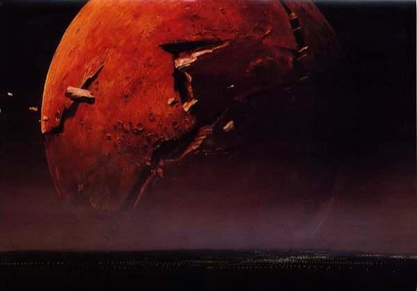 Beyond The Horizon - The Art of John Harris