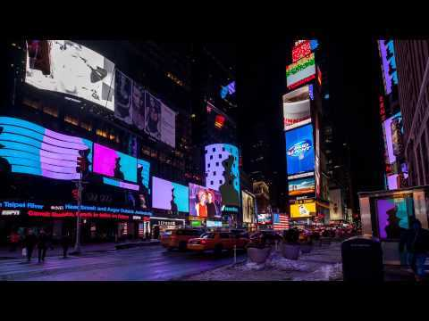 Rafaël Rozendaal Times Square
