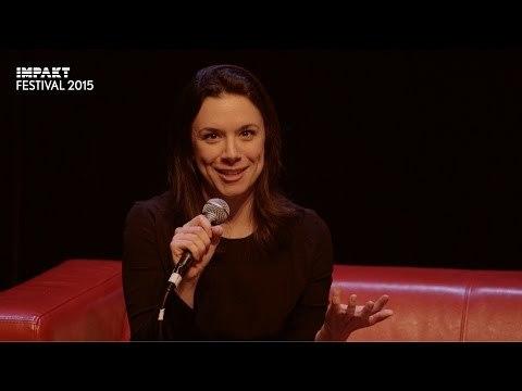 Cecile B. Evans - Keynote Speech , Impakt Festival 2015. HQ