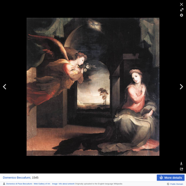 Annunciation in Christian art