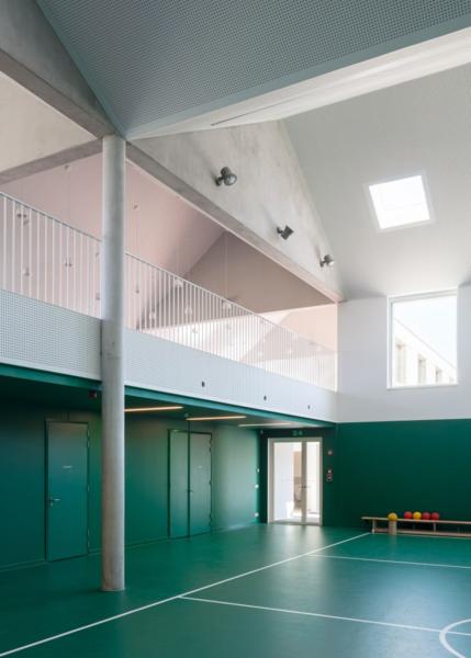 FELT ELEMENTARY SCHOOL 'DE LINDE'