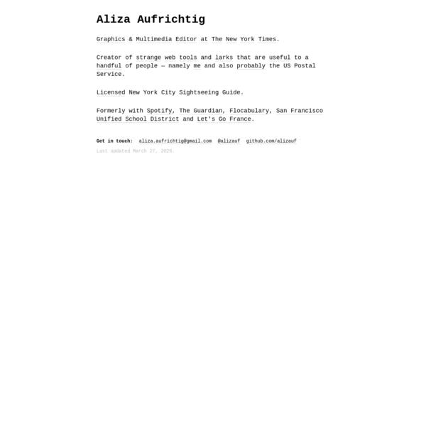Aliza Aufrichtig