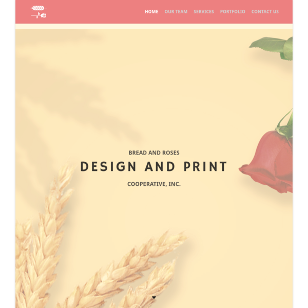 Bread and Roses Design and Print Cooperative Inc.