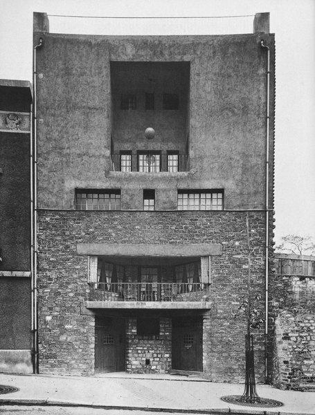 Maison de Tristan Tzara