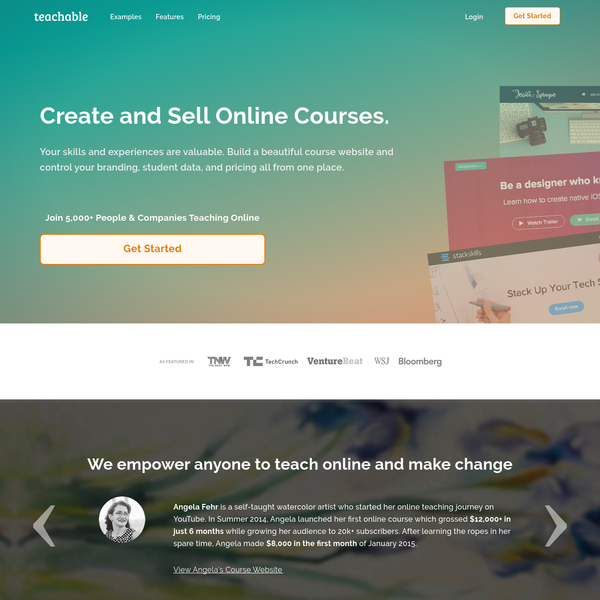 Teachable: Create and Sell Your Own Online Courses
