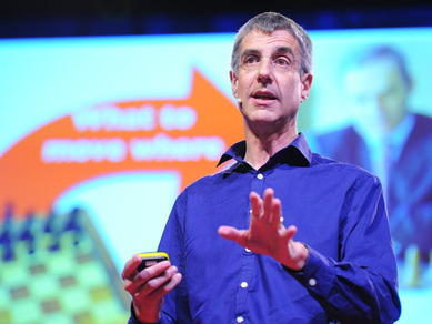 Neuroscientist Daniel Wolpert starts from a surprising premise: the brain evolved, not to think or feel, but to control movement. In this entertaining, data-rich talk he gives us a glimpse into how the brain creates the grace and agility of human motion.