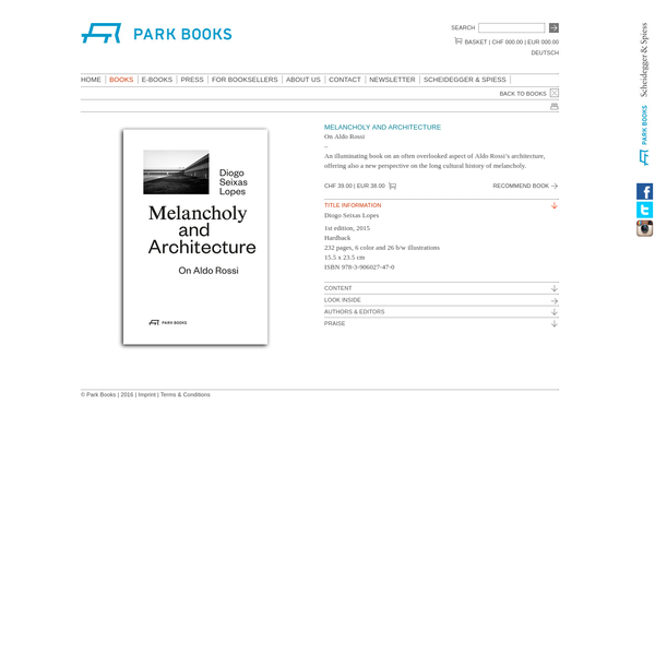 Park Books :: Books