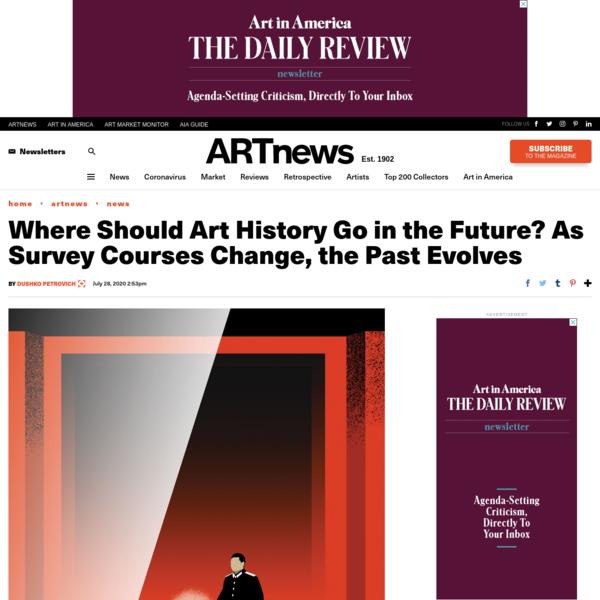 Where Should Art History Go in the Future? – ARTnews.com