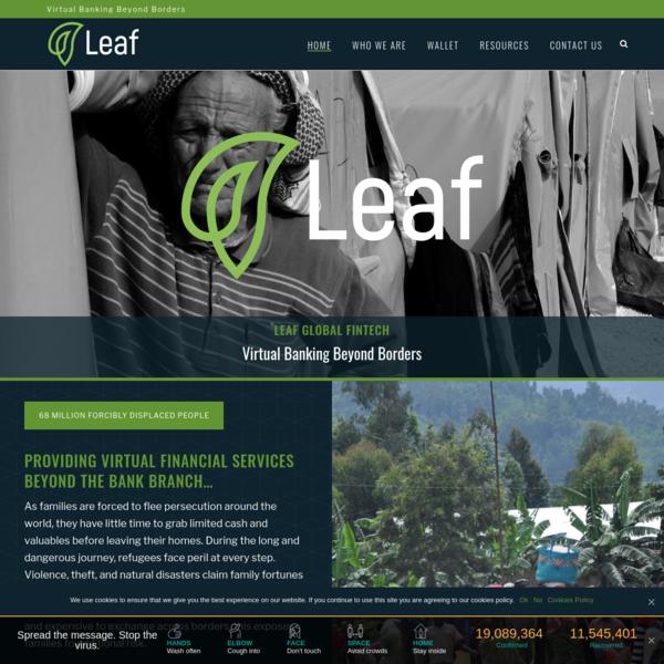 Virtual Banking Beyond Borders | Leaf Virtual Financial Services
