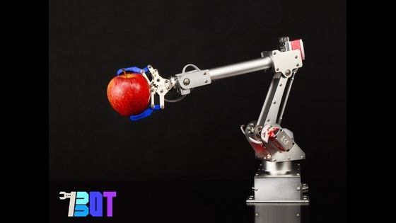 7Bot: a $350 Robotic Arm that can See, Think and Learn!