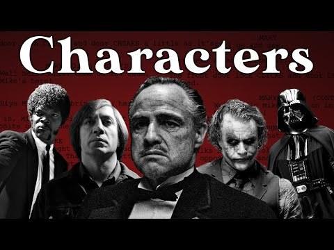 How Screenwriters Create Characters