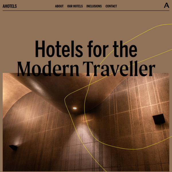 Home - Ahotels