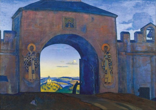 1280px-N._Roerich_-_And_We_are_Opening_the_Gates._From_the_-Sancta-_Series_-_Google_Art_Project-e1461161824831.jpg