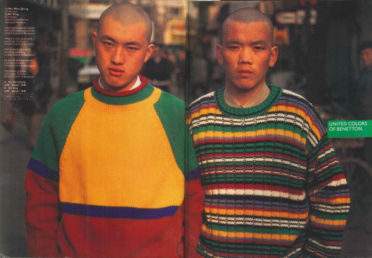 UNITED COLORS OF BENETTON 95
