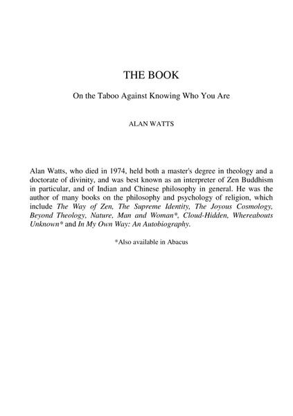 AlanWatts: The Book (pdf)