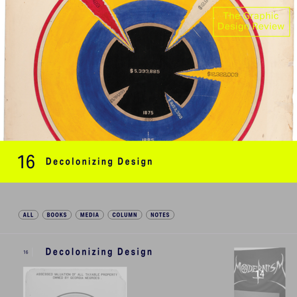 The Graphic Design Review