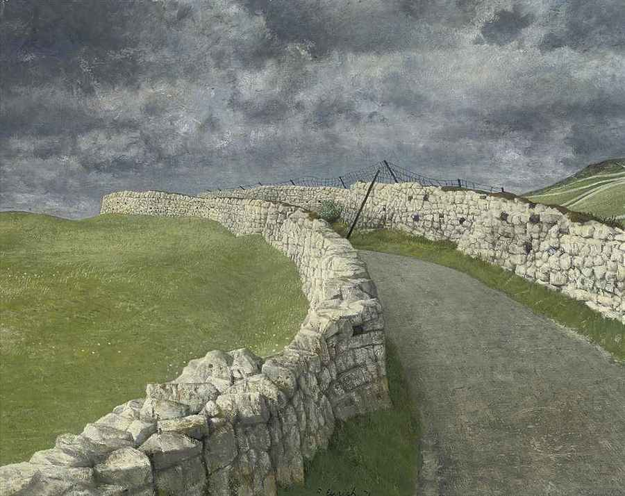 the-road-to-grassington-richard-eurich-oil-on-board-1971..jpeg