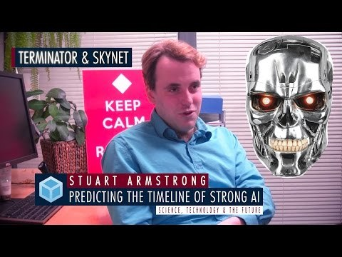 Stuart Armstrong - Predicting the Timeline of Artificial Intelligence!