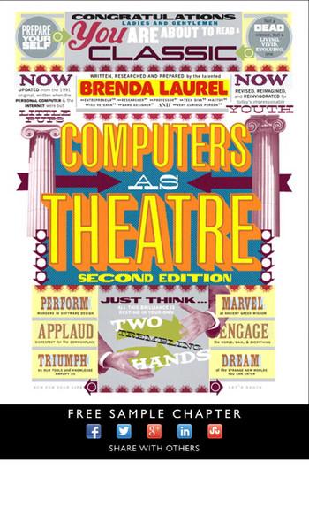 Computers as Theatre - Brenda Laurel