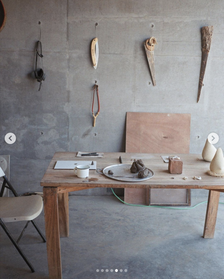 Casa Wabi studio
