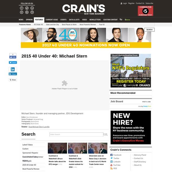 Video | Crain's New York Business