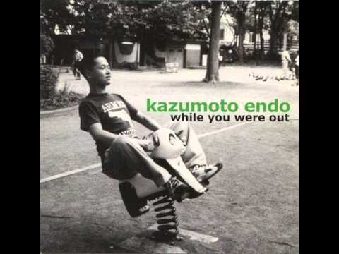 http://www.discogs.com/Kazumoto-Endo-While-You-Were-Out/release/247987