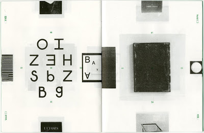 Void ( ) by Joe Gilmore, Catalogue Library, Leeds, 2012, first edition of 50