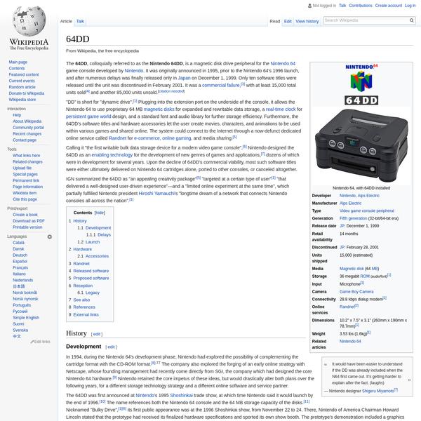 64DD - Wikipedia