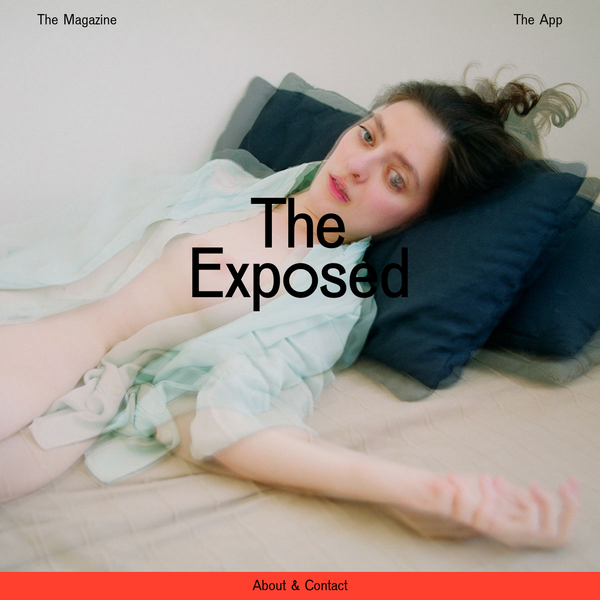 The Exposed - A magazine that goes beyond the printed page.