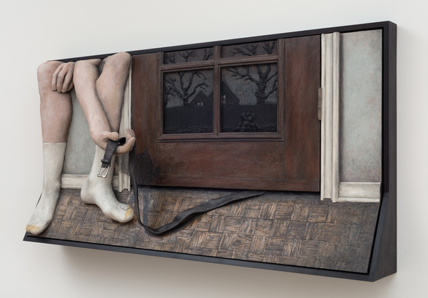 2020.09 Dan Herschlein: Dweller, The Belt That Came in from the Night, 2020