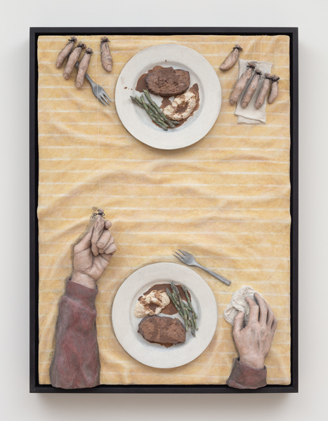 2020.09 Dan Herschlein: Dweller, The Dinner Companion, 2020